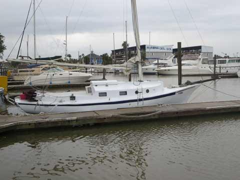 Friendship Sloop, 28ft, 1969 sailboat