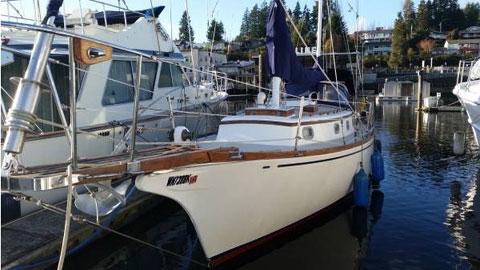 Fuji Ketch, 35 ft., 1977 sailboat