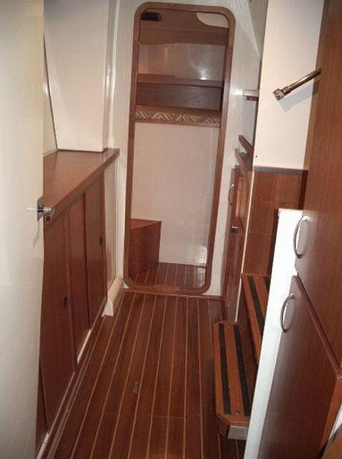Fusion 40, 2012 sailboat
