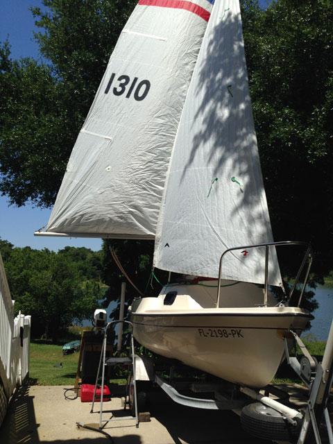Gloucester 16, 1985 sailboat
