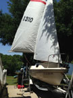 1985 Gloucester 16 sailboat