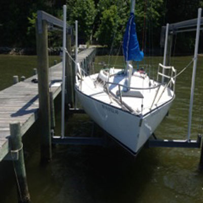 Harmony 22 by Gloucester Yachts, 1982 sailboat