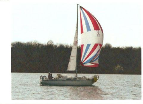 Hallberg-Rassy Mistress, 1971 sailboat