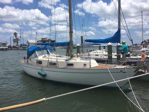 Hallberg Rassy 31, Monsun, 1975 sailboat