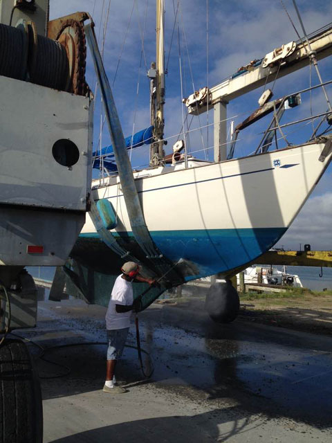 Hallberg Rassy 31  Monsun  1975  Rockport  Texas  Sailboat