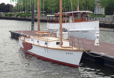 Herreshoff Meadowlark, 35 ft., 1955 sailboat
