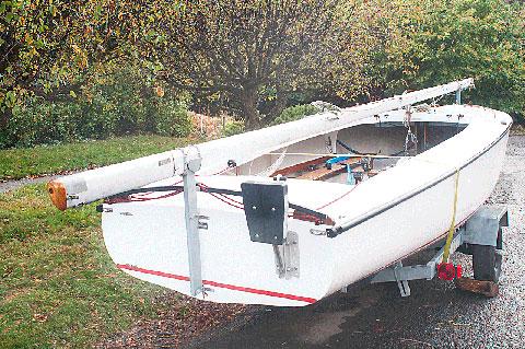 Highlander 20', 1973 sailboat