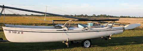 Hobie 18' Magnum, 1982 sailboat