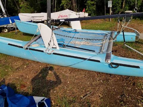Hobie 18, 1982 sailboat