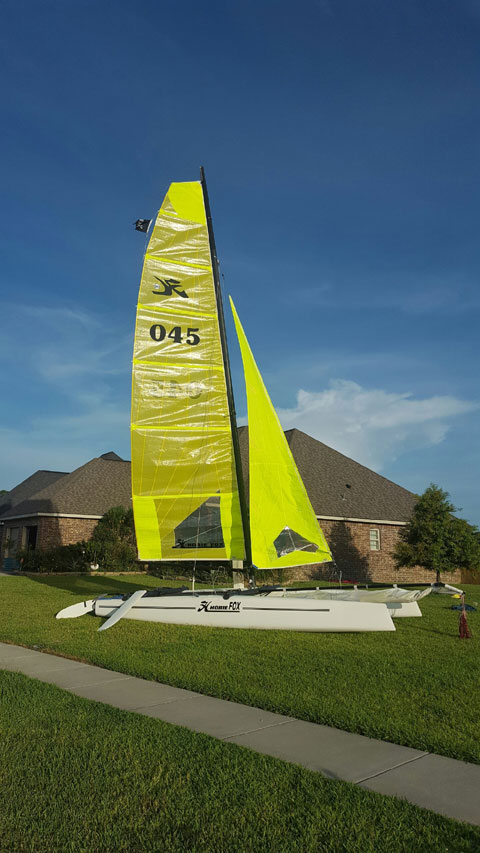 Hobie Fox, 2000 sailboat