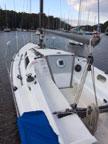 1984 Hobie 33 sailboat