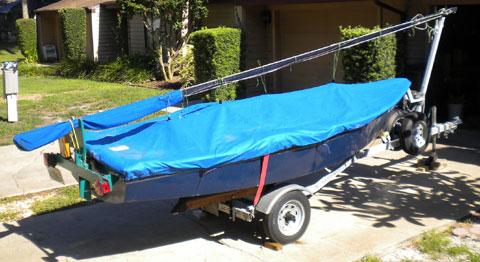 Hobie Holder 14, 1988 sailboat