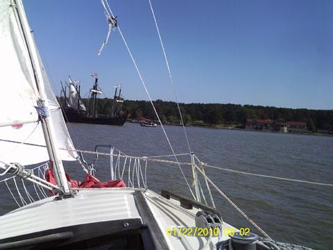 Hunter 22, 1984 sailboat