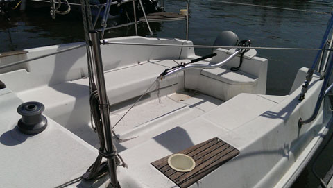 Hunter 24, 2001 sailboat