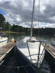 1978 Hunter 25 sailboat