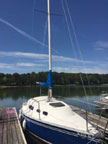 1978 Hunter 25 sailboat