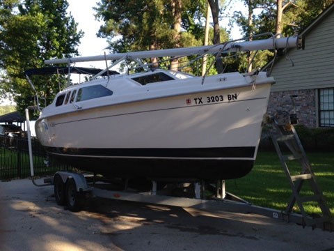 Hunter 260, 26', 2000 sailboat