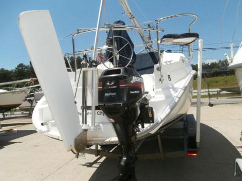 Hunter 260, 2000 sailboat