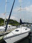 1985 Hunter 28.5 sailboat