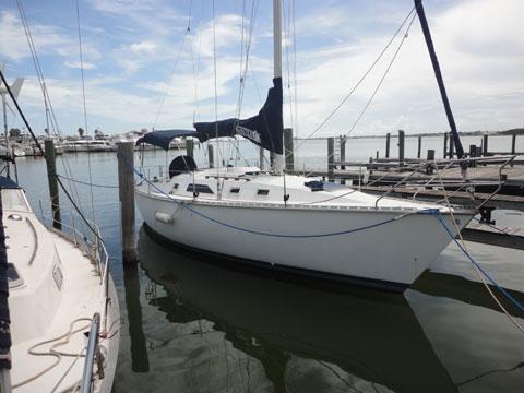 Hunter 31, 1987 sailboat