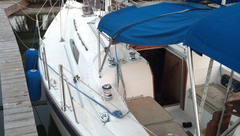 Irwin 32 Citation, 1987 sailboat