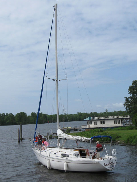 Irwin Citation 34, 1979 sailboat