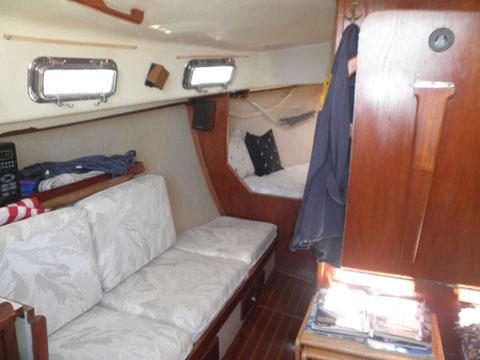 Island Packet 26 MKII, 1984 sailboat