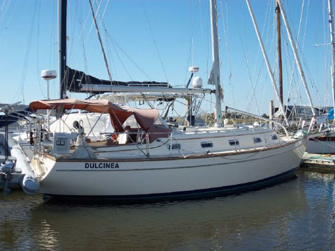 Island Packet 350, 1997 sailboat
