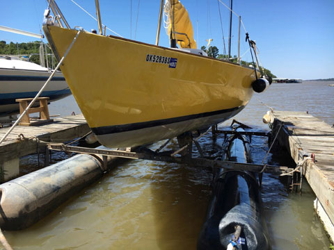 J24, 1974 sailboat