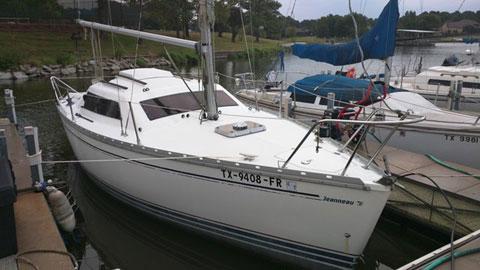 Jeanneau Tonic 23, 1989 sailboat