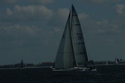 Jeanneau Sun Odyssey 35, 2004 sailboat