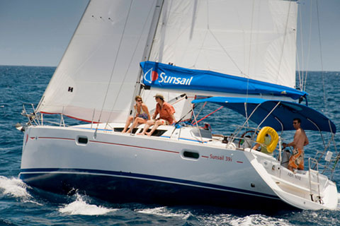 Jeanneau 36i, 2008 sailboat