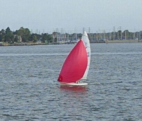 Johnson 18, 1997 sailboat