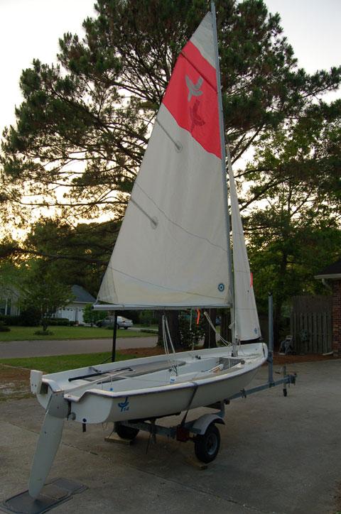 JY-14, 1997 sailboat