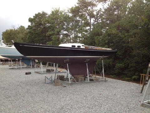 Knickerbocker One Design, 1962 sailboat
