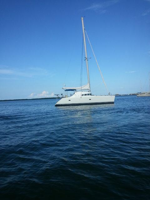 Lagoon 410, 2004 sailboat