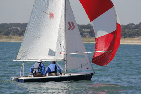 Laser II, 1980 sailboat
