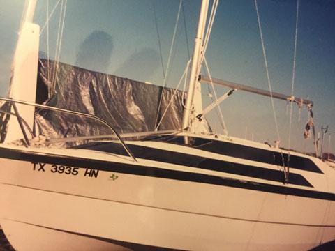 MacGregor 18, 1993 sailboat