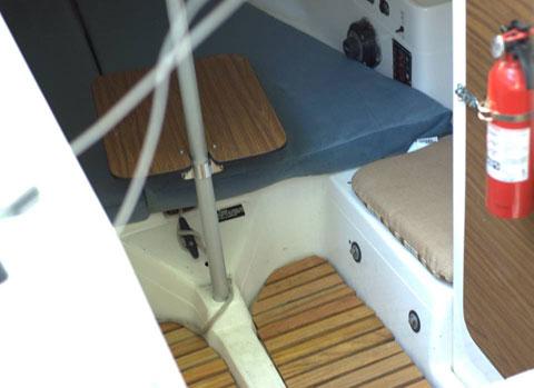 MacGregor 19, 1995 sailboat