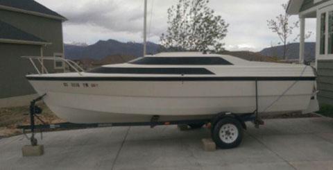 MacGregor 19m, 1993 sailboat