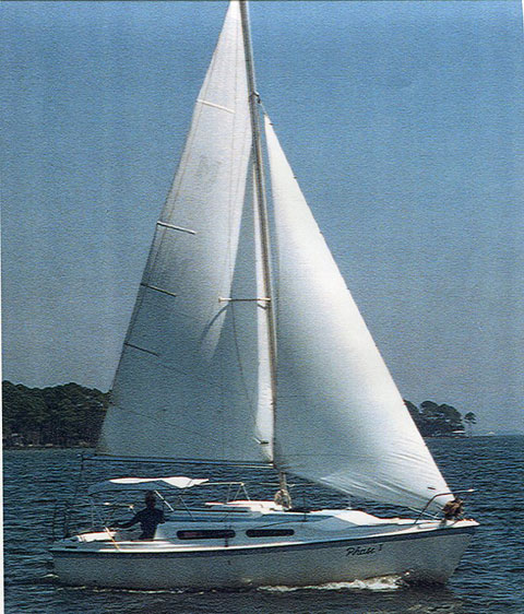Macgregor 25, 1982 sailboat