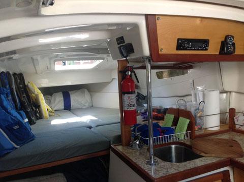MacGregor 26S, 1991 sailboat