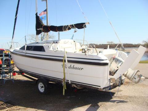 MacGregor 26, Super Sport SE, 2001 sailboat