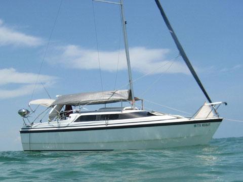 Macgregor 26X Power Sailboat 26', 2002 sailboat