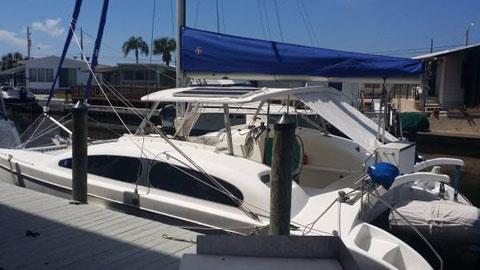 Maine Cat MC 30, 2001 sailboat