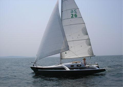 Marples 26CC Trimaran, 2001 sailboat