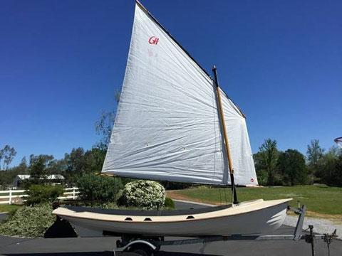 Gig Harbor Melonseed, 2008 sailboat