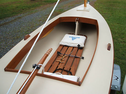Crawford Melonseed, 2014 sailboat