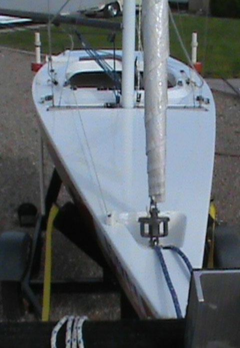 Millimeter 12ft., 1983 sailboat