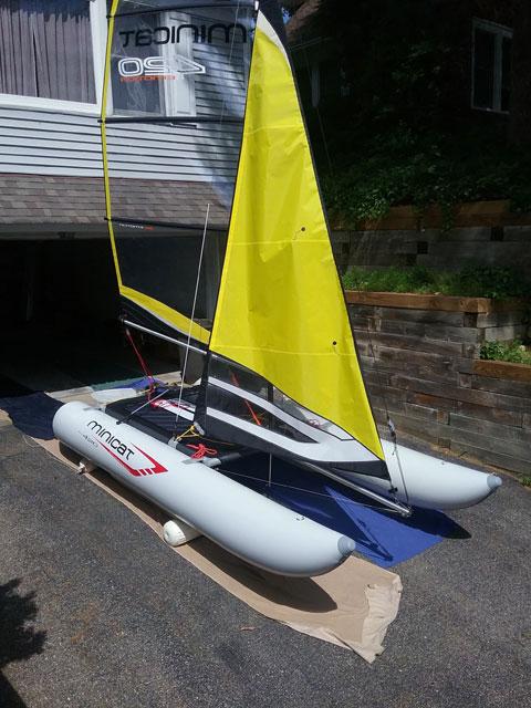 MINI CAT 420 Emotions, Brand new, 2016 sailboat